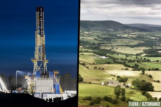 Fracking in National Parks