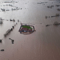 Flooding: Demand Cameron ditch the climate change deniers